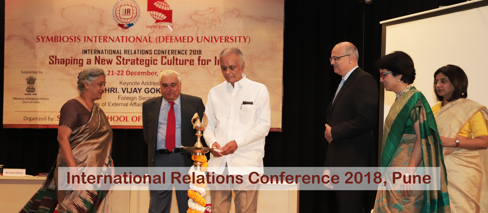 International Relations Conference 2018, Pune